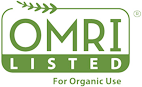 OMRI Listed for organic use.